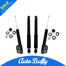 Premium Oem Kyb 2 Front And 2 Rear G Struts/shocks For 1994-2004 Ford Mustang