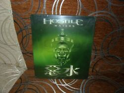 Hostile Waters - Asian Big Box Edition Pc New And Sealed