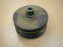 Fmc Bolens G-14 Tube Frame Tractor Mower Pto Clutch Pulley Friction Disc