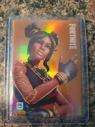 Panini Fortnite Series 1 Luxe Card 300 Legendary Outfit Holofoil Holo Very Rare