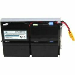 Ereplacements Sealed Lead Acid Battery For Select Apc Smartups Systems
