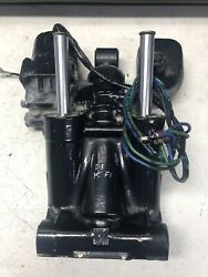 439935 2001 75 Hp Johnson Evinrude Outboard Power Trim And Tilt 0439935 Lot Tb8