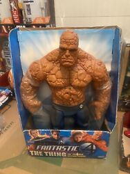 26 Inch Tall Fantastic Four The Thing Action Figure