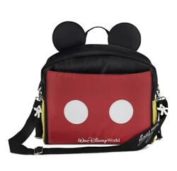 Mickey Mouse Messenger Diaper Bag Mickey Baby Diaper Messenger Style Bag $20.00