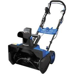 Corded Electric Snow Thrower / Blower, 21-inch, 15 Amp Motor W/light,steel Auger