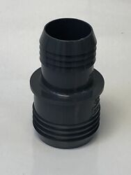 Carpet Cleaning Vacuum Hose Cuff Connector Reducer - 2andrdquo To 1.5andrdquo Free Shipping