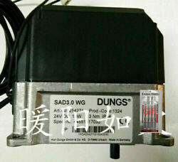 1pc New Sad1.5 Dungs Dc24v 7w 1.5nm Ip40 Free Dhl Or Ems