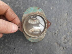 1920and039s Amperes Water Temp Gauge