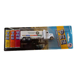 Old Dominion Freight Line Pez Truck Employee Gift Rare Collectible