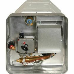Suburban Sw10pe 10-gallon Combo Gas And Electric Rv Water Heater With Pilot Igniti