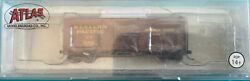 N Scale Atlas 40' Ps-1 Box Car Western Pacific Wp Feather River Route 20902