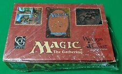 Magic The Gathering Fallen Empires Booster Pack Box - Factory Sealed