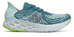 New Balance Womenand039s Fresh Foam 1080v10 Shoes Blue With Blue