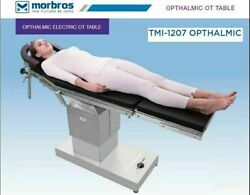 Ophthalmic Tmi1207 Electric Operating Surgical Ot Table Surgical Operating Table