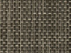 Marine Woven Vinyl Boat / Pontoon / Decking - Artisan 06- 8.5and039x21and039 - Padded Back