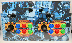 Arcade1up Marvel Super Heroes Control Panel Joystick With Protector