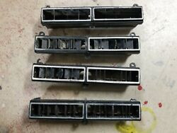 1968 1969 1970 Dodge Charger Plymouth Roadrunner Factory Air Ac Center Vent Lot