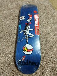 Autographed Rodney Mullen Almost - Cat Ball
