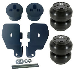 Front Ss6 Slam Bags And Brackets Air Ride Suspension For 1965-1970 Chevy Impala
