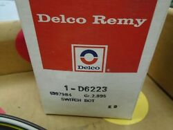 Delco Remy 1997984 Turn Signal Switch Cherolet 77-81 D6223 - Nos
