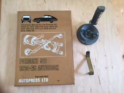 Porsche 911 1964 – 69 - Kenneth Ball With P213 Feeler Gauge And Uni-syn Model A