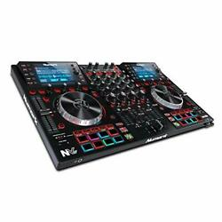 Numark Nv Ii | Four Deck Dj Controller For Serato Dj Included With Dual High R