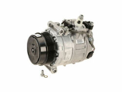 A/c Compressor For 07-11 Mercedes Cl550 S450 S550 Bj37p1 New W/ Clutch