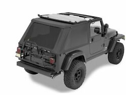 Soft Top For 04-06 Jeep Wrangler Unlimited Rubicon Hb44q8