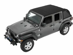 Soft Top For 18-21 Jeep Wrangler Unlimited Sahara Rubicon Sport S Moab Pr21h5