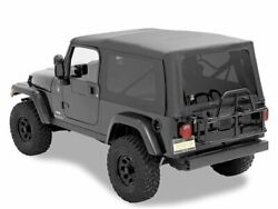 Soft Top For 04-06 Jeep Wrangler Unlimited Rubicon Wt19n6