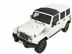 Soft Top For 07-18 Jeep Wrangler Jk Rubicon Sahara Unlimited X X-s Sport Hs43d1