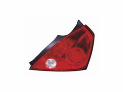 Right - Passenger Side Tail Light Assembly For 08-13 Nissan Altima Xd45m4