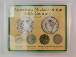 American Nickels Of The 20th Century 1605 - Ff226