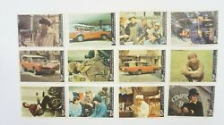 Monkees A Set Of 44 Cards Scanlens/donruss Very Good To Excellent 1967