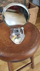 Vtg Strap Side Mirror Auto Car Trico Side Mounted As Is 1930and039s See Description