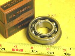 New Departure Bearing 42108 X1a 25mm X 52mm X 17mm Made In Usa 1934-39 Hudson