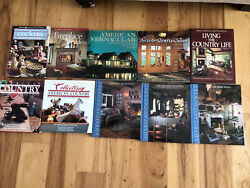 American Country Books Lot Of 10 Time Life Books Better Homes And Gardens