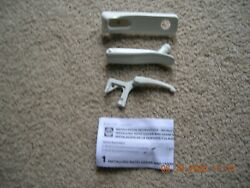 Pella Casement Window Hardware Right Hinged White New In Package
