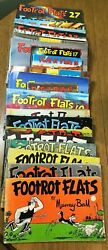 Footrot Fats=murray Ball=collection Of 25 Comics=issues 1-10+13-27=11-12 Out.