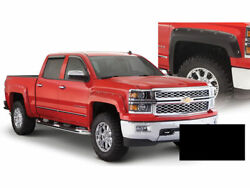 Front And Rear Fender Flare For 16-18 Chevy Silverado 1500 Ls Wt Ltz Lt Br91c2