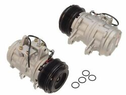 A/c Compressor For 02-04 Mercedes C32 Amg My14d8 New New W/ Clutch Denso