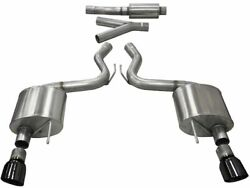 Exhaust System For 15-19 Ford Mustang 2.3l 4 Cyl Ecoboost Premium Coupe Gm87k9