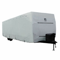 Classic Accessories Over Drive Permapro Travel Trailer Cover Fits 38and039 - 40and039 Rvs