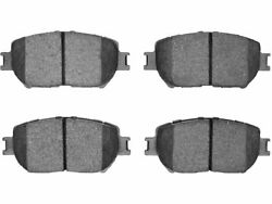 Front Brake Pad Set For 02-06 09-15 Lexus Toyota Is250 Gs300 Camry 2.4l Vt92y7