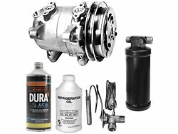 A/c Replacement Kit For 86-93 Nissan D21 Pathfinder 3.0l V6 2.4l 4 Cyl Xd98k1