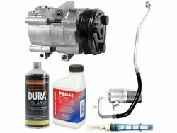A/c Compressor Kit For 99-04 Ford F150 Heritage 4.2l V6 Naturally Sh36y1