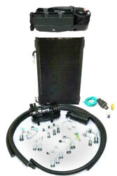 Gearhead Mini Air Conditioning Ac Heat Defrost Kit W/ Fittings Hoses Compressor