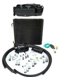 Gearhead Mini A/c Air Conditioning Ac Heat Defrost Kit Fittings Compressor Hoses