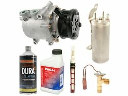 Front And Rear A/c Compressor Kit For Ford Mercury Explorer Mountaineer Tn79f6