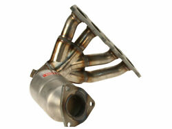 Front Catalytic Converter For 99-01 Toyota Camry Solara 2.2l 4 Cyl Rv89x8